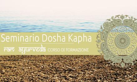 Seminario DOSHA KAPHA