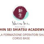 Shiatsu inizia il Corso Base. Scopri un mondo nuovo