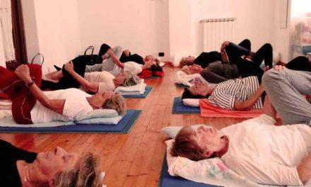 Corso di Yoga Dolce per la Terza Età
