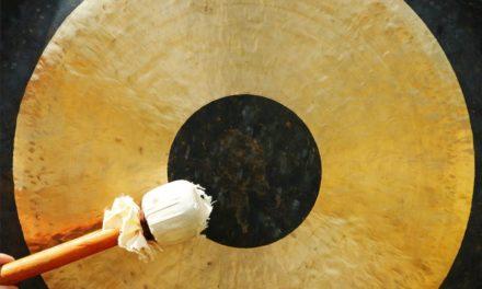 Bagno di Gong e Reiki