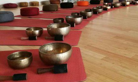 Meditazione con le campane tibetane
