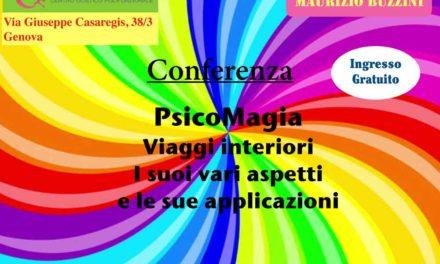 Psicomagia | Conferenza Gratuita