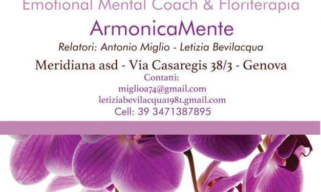 Armonicamente – Emotional Mental Coach e Floriterapia