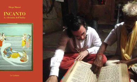 Incanto. Le divinità dell'India. Incontro con l'Autore