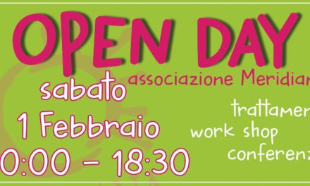 Open Day in Meridiana